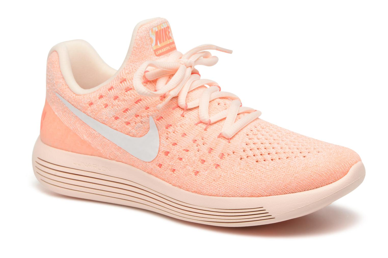 Sportschuhe Nike W Lunarepic Low Flyknit 2 Iwd orange detaillierte ansicht/modell