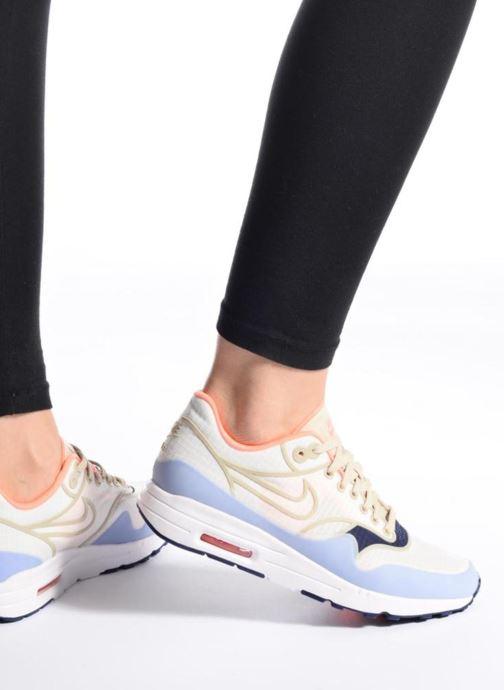 Sneaker Nike W Nike Air Max 1 Ultra 2.0 Si weiß ansicht von unten / tasche getragen