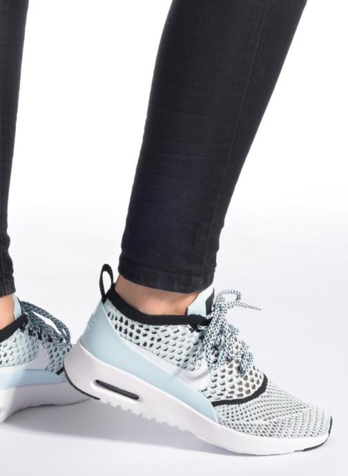 Trainers Nike W Nike Air Max Thea Ultra Fk Black view from underneath / model view