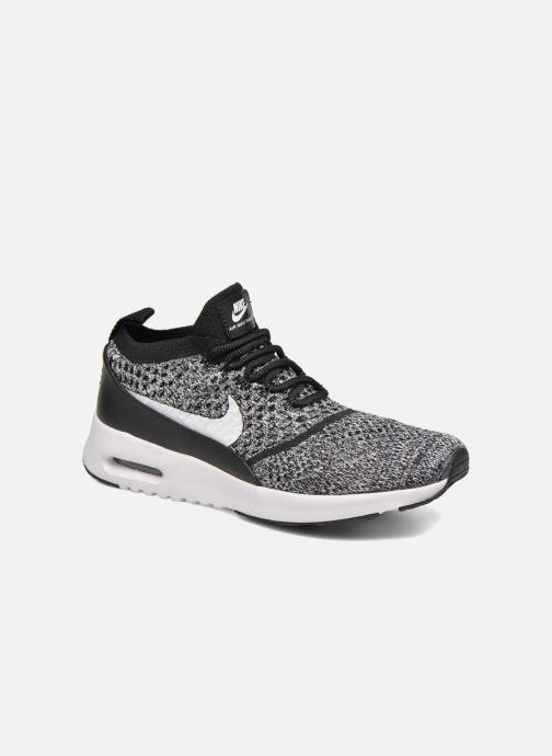 timeless design 4d017 742af Baskets Nike W Nike Air Max Thea Ultra Fk Noir vue détail paire