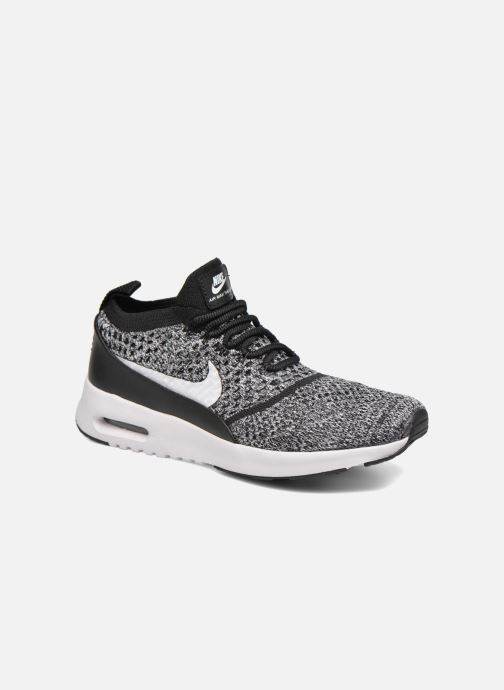 Deportivas Nike W Nike Air Max Thea Ultra Fk Negro vista de detalle / par