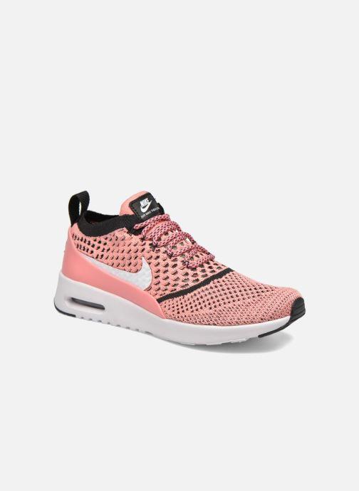 venta minorista gran venta lo último Nike W Nike Air Max Thea Ultra Fk Trainers in Pink at Sarenza.eu ...