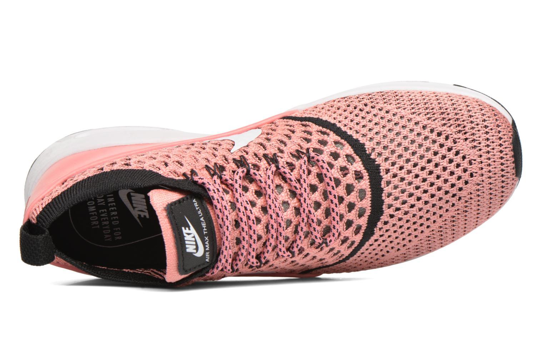 Baskets Nike W Nike Air Max Thea Ultra Fk Rose vue gauche