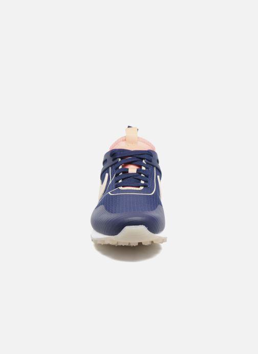 Baskets Nike W Nike Air Pegasus 89 Tech Si Bleu vue portées chaussures
