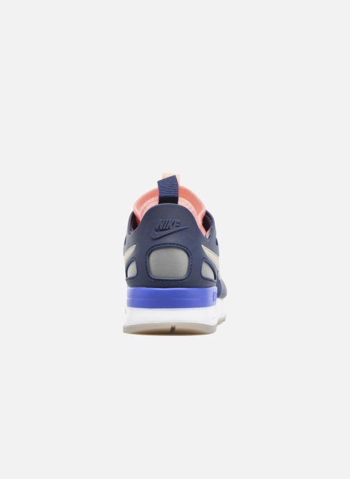 Baskets Nike W Nike Air Pegasus 89 Tech Si Bleu vue droite