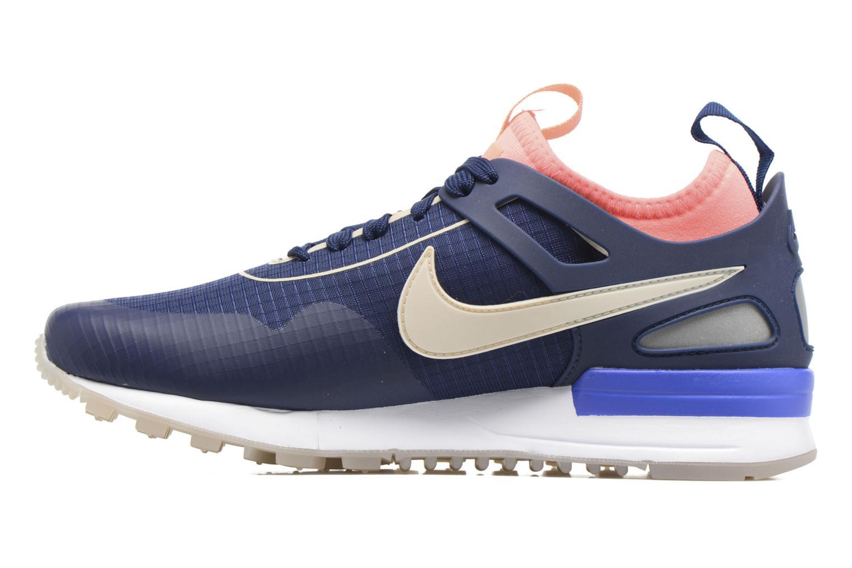 Sneakers Nike W Nike Air Pegasus 89 Tech Si Blauw voorkant