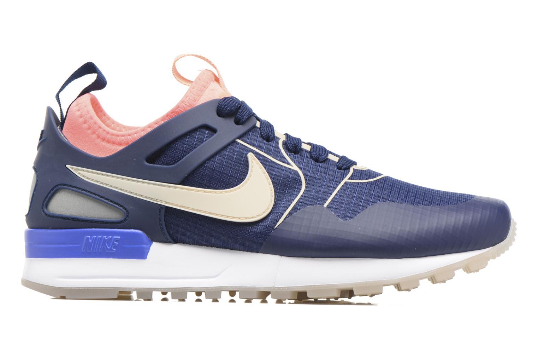 Sneakers Nike W Nike Air Pegasus 89 Tech Si Blauw achterkant