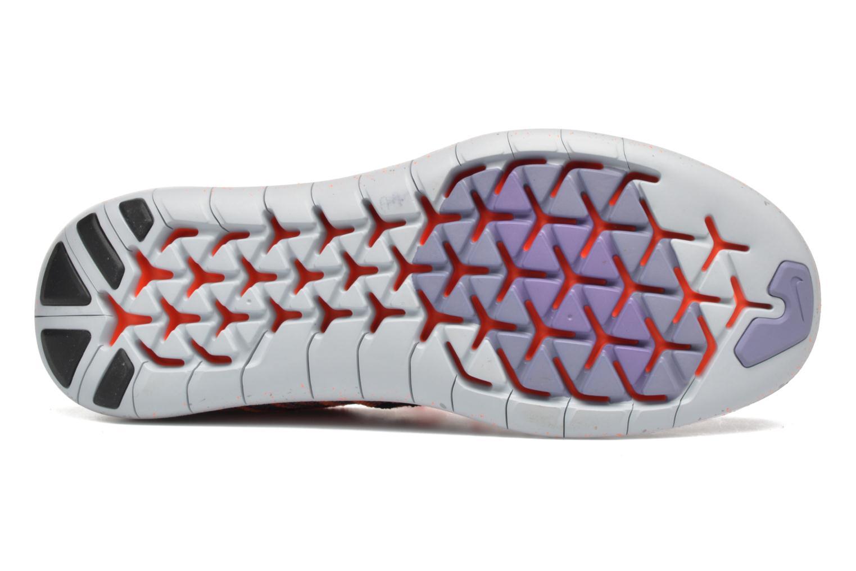 Chaussures de sport Nike W Nike Free Rn Motion Flyknit Gris vue haut