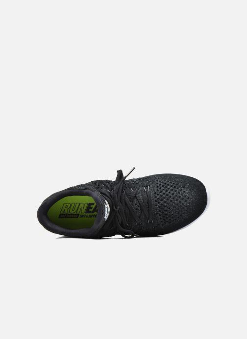 Sportschoenen Nike W Nike Lunarepic Low Flyknit 2 Zwart links