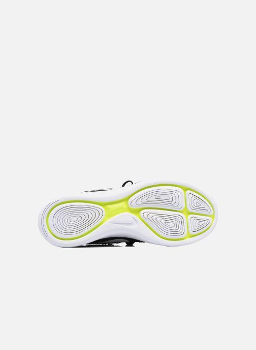 Chaussures de sport Nike W Nike Lunarepic Low Flyknit 2 Noir vue haut
