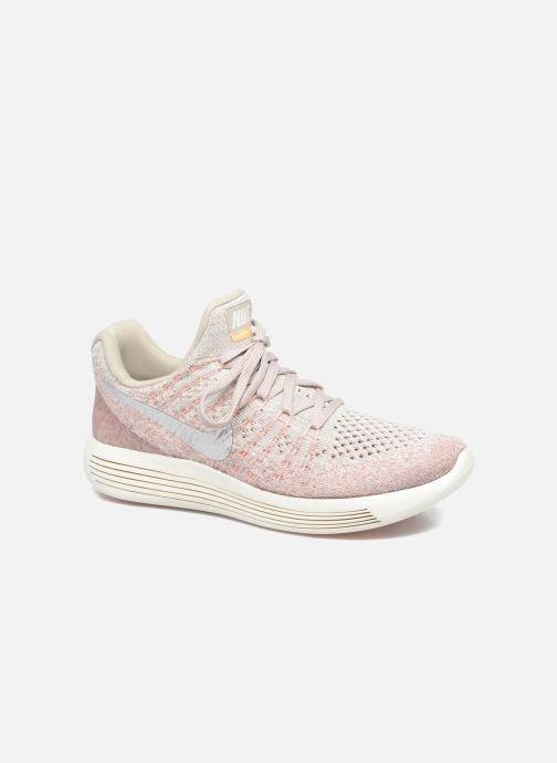 ceb2d9a2b8b7c Nike W Nike Lunarepic Low Flyknit 2 (Pink) - Sport shoes chez ...