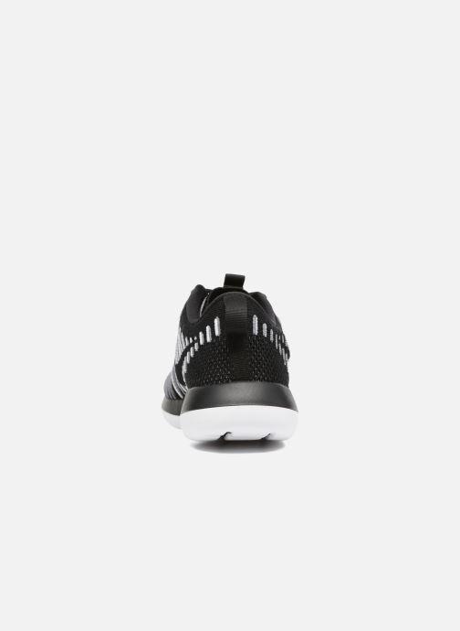 Sneakers Nike W Nike Roshe Two Flyknit Nero immagine destra