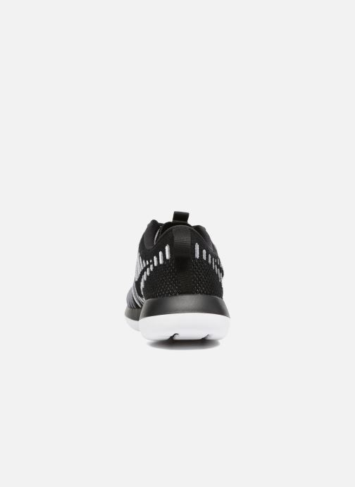 Sneakers Nike W Nike Roshe Two Flyknit Zwart rechts