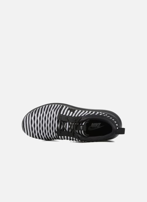Sneakers Nike W Nike Roshe Two Flyknit Nero immagine sinistra