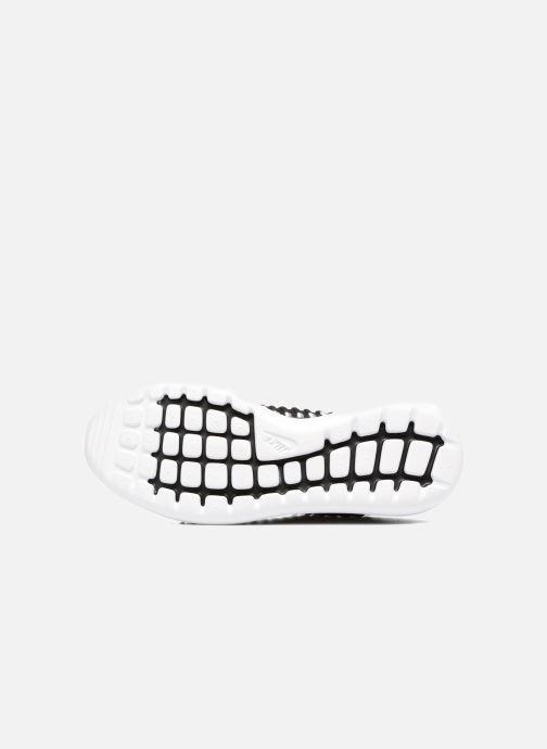 Baskets Nike W Nike Roshe Two Flyknit Noir vue haut