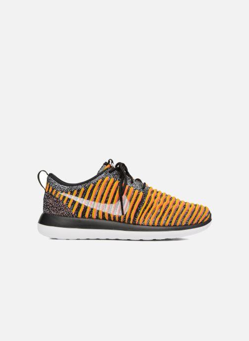 newest c05e2 ea45c Baskets Nike W Nike Roshe Two Flyknit Noir vue derrière