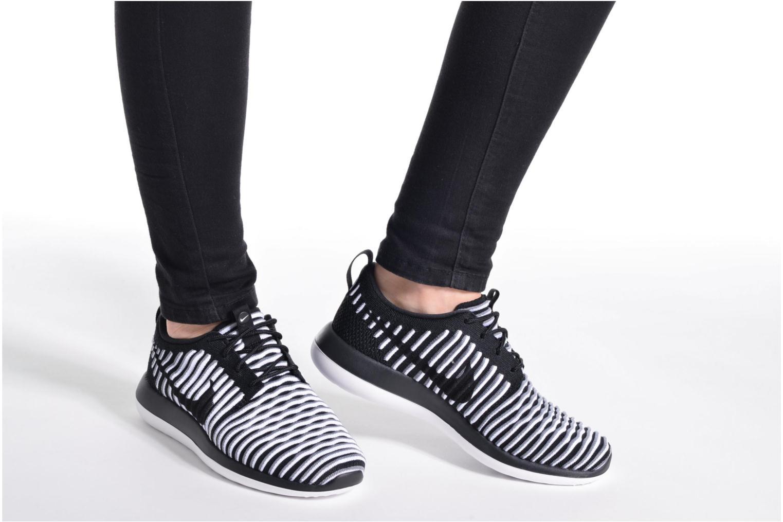 Sneakers Nike W Nike Roshe Two Flyknit Sort se forneden
