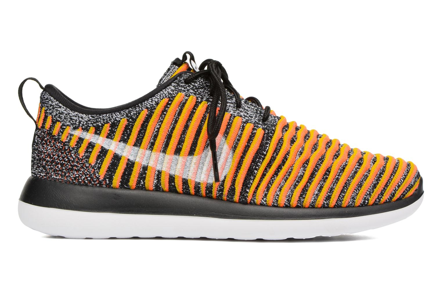 Sneakers Nike W Nike Roshe Two Flyknit Nero immagine posteriore