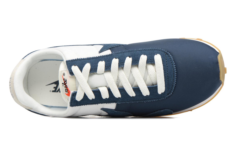 Sneaker Nike W Pre Montreal Racer Vntg blau ansicht von links