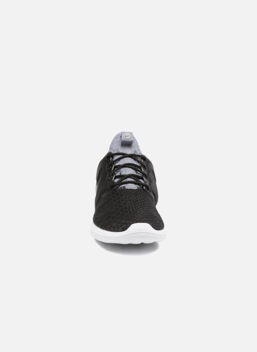 Baskets Nike W Roshe Two Se Noir vue portées chaussures