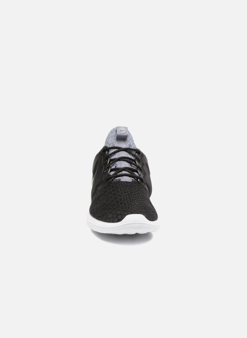 Sneaker Nike W Roshe Two Se schwarz schuhe getragen