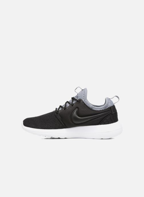 Deportivas Nike W Roshe Two Se Negro vista de frente