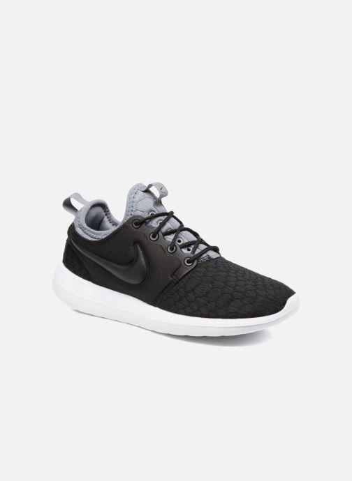 Baskets Nike W Roshe Two Se Noir vue détail/paire