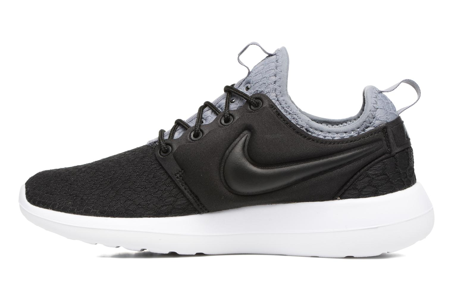 Baskets Nike W Roshe Two Se Noir vue face