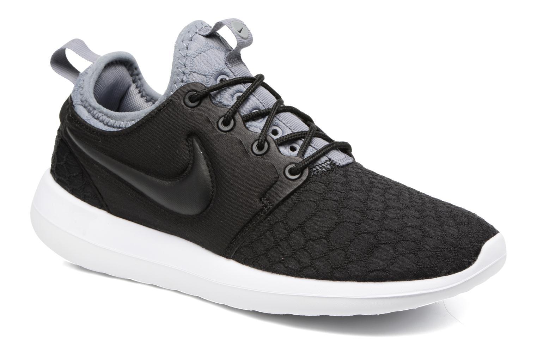 Sneakers Nike W Roshe Two Se Sort detaljeret billede af skoene