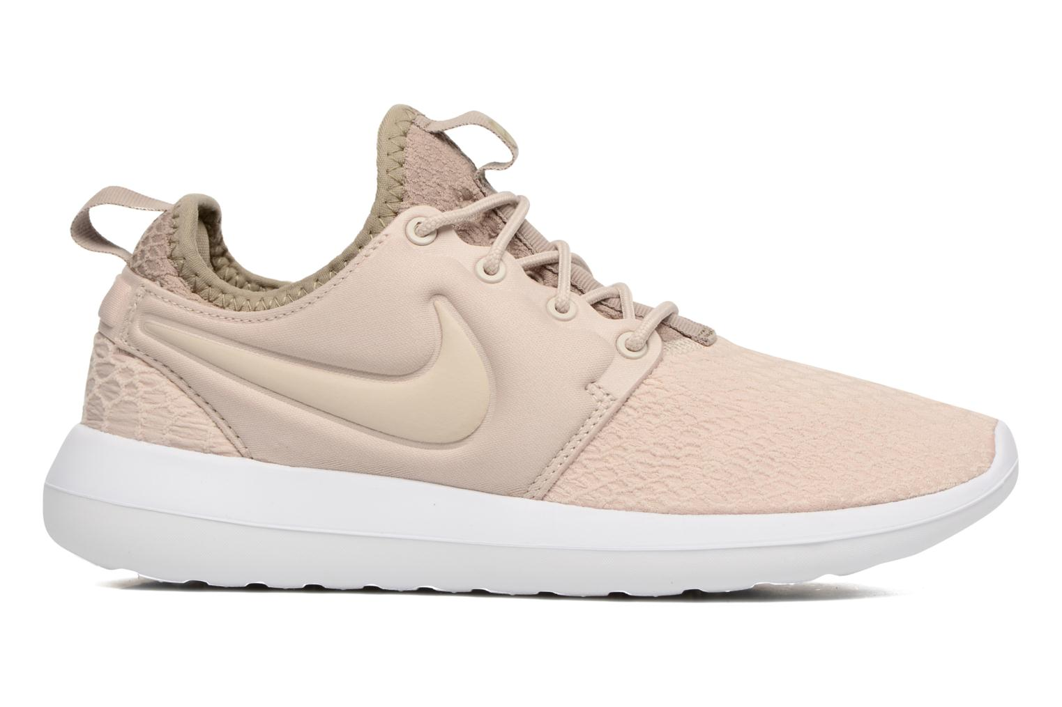Trainers Nike W Roshe Two Se Beige back view
