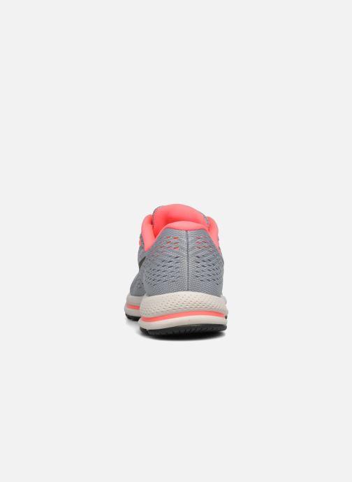 Chaussures de sport Nike Wmns Nike Air Zoom Vomero 12 Gris vue droite