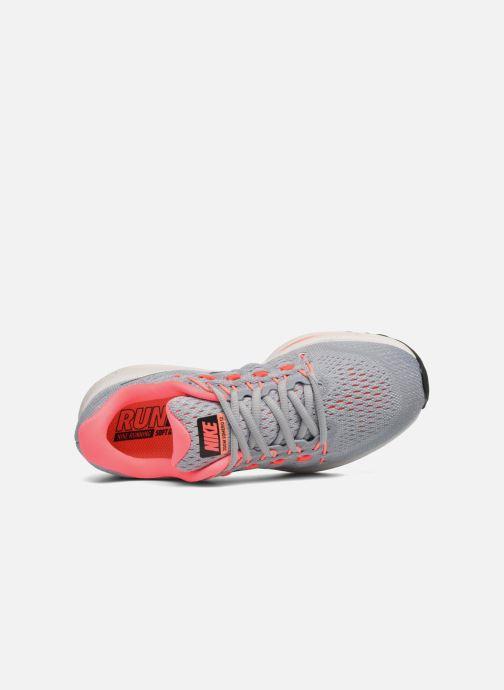 Chaussures de sport Nike Wmns Nike Air Zoom Vomero 12 Gris vue gauche