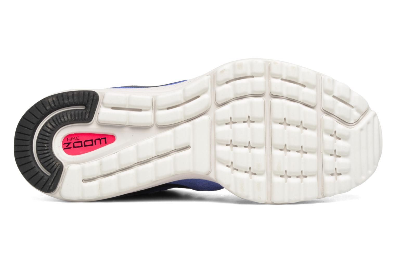 Scarpe sportive Nike Wmns Nike Air Zoom Vomero 12 Azzurro immagine dall'alto