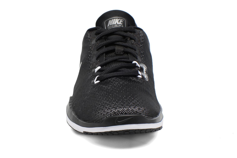 Chaussures de sport Nike Wmns Nike Flex Supreme Tr 5 Noir vue portées chaussures
