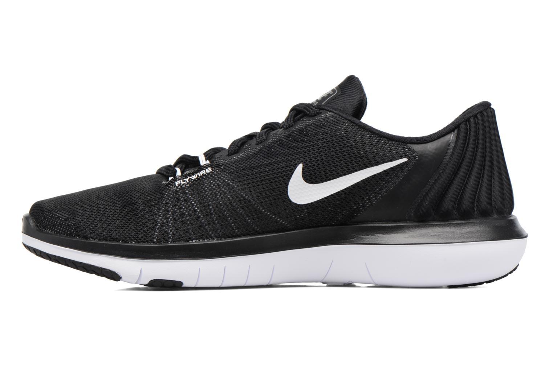 Chaussures de sport Nike Wmns Nike Flex Supreme Tr 5 Noir vue face