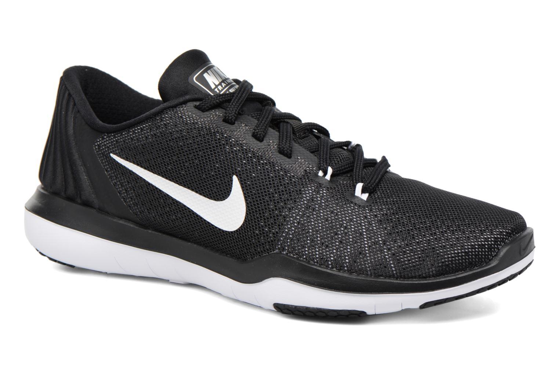 Chaussures de sport Nike Wmns Nike Flex Supreme Tr 5 Noir vue détail/paire