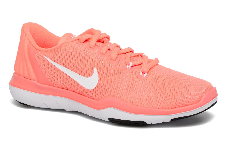 purchase cheap 5ed73 2a32c Nike Wmns Nike Flex Flex Flex Supreme Tr 5 Orange Chaussures de sport chez  9d0683