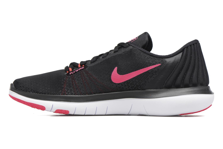 Chaussures de sport Nike Wmns Nike Flex Supreme Tr 5 Rose vue face