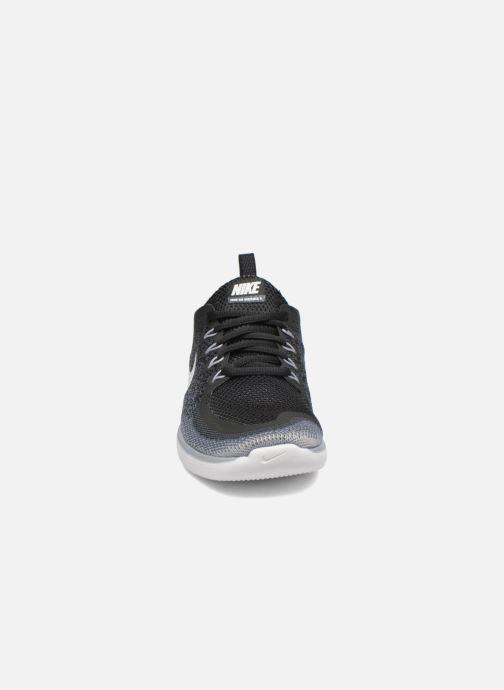 Chaussures de sport Nike Wmns Nike Free Rn Distance 2 Noir vue portées chaussures