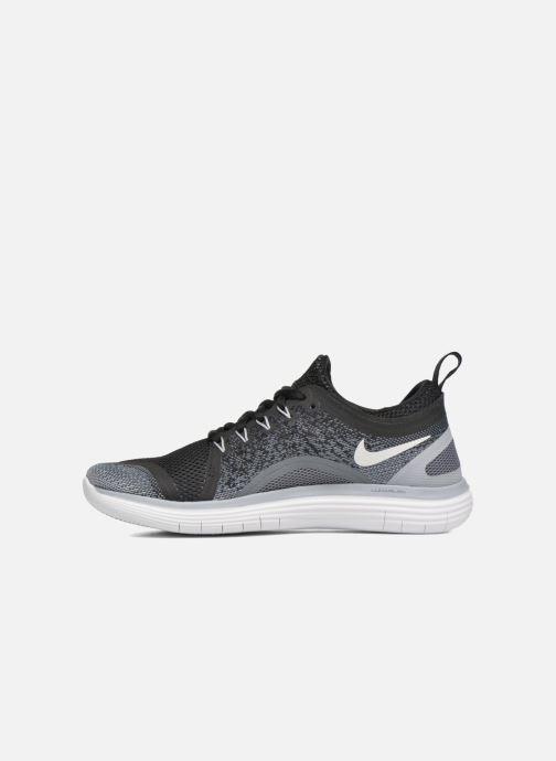 Chaussures de sport Nike Wmns Nike Free Rn Distance 2 Noir vue face