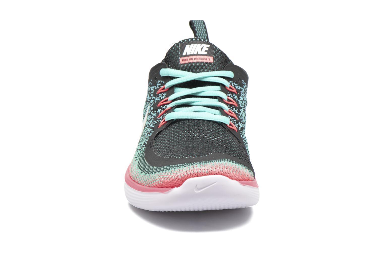 Zapatillas de deporte Nike Wmns Nike Free Rn Distance 2 Multicolor vista del modelo