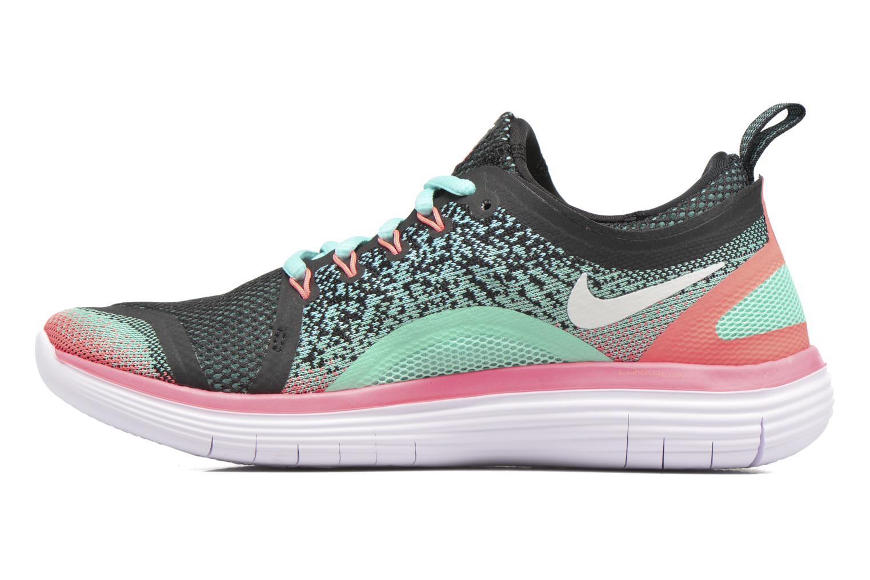 Zapatillas de deporte Nike Wmns Nike Free Rn Distance 2 Multicolor vista de frente