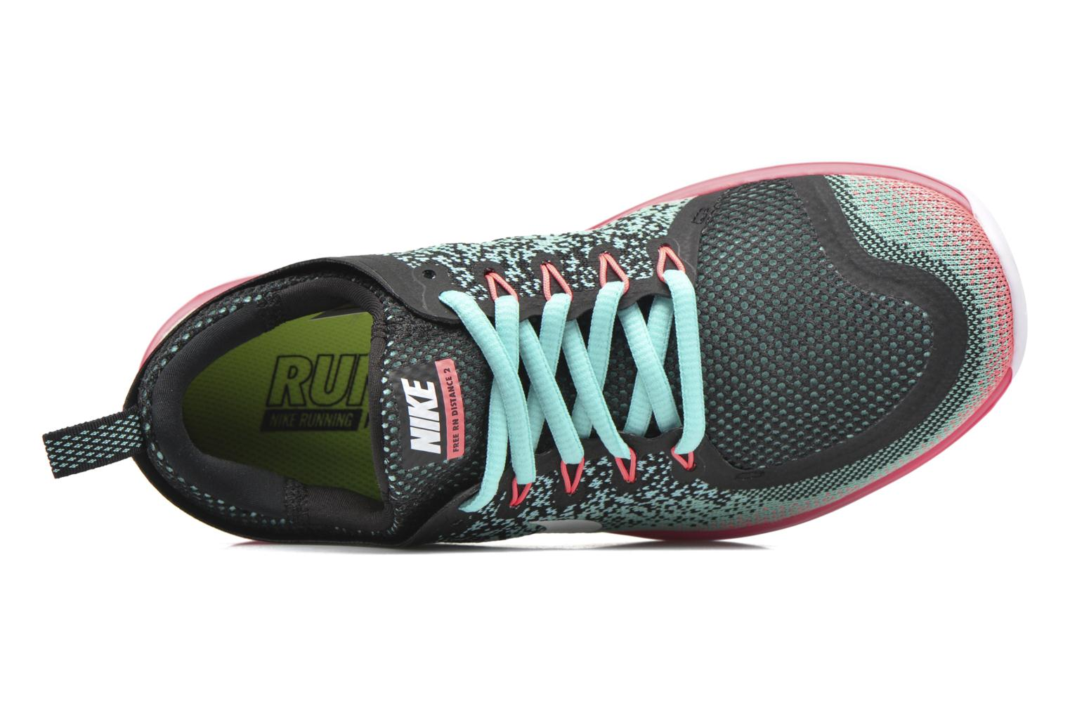 Sport shoes Nike Wmns Nike Free Rn Distance 2 Multicolor view from the left