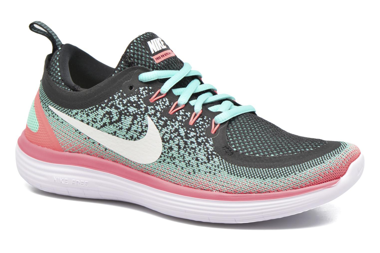 Zapatillas de deporte Nike Wmns Nike Free Rn Distance 2 Multicolor vista de detalle / par