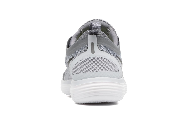 Chaussures de sport Nike Wmns Nike Free Rn Distance 2 Gris vue droite