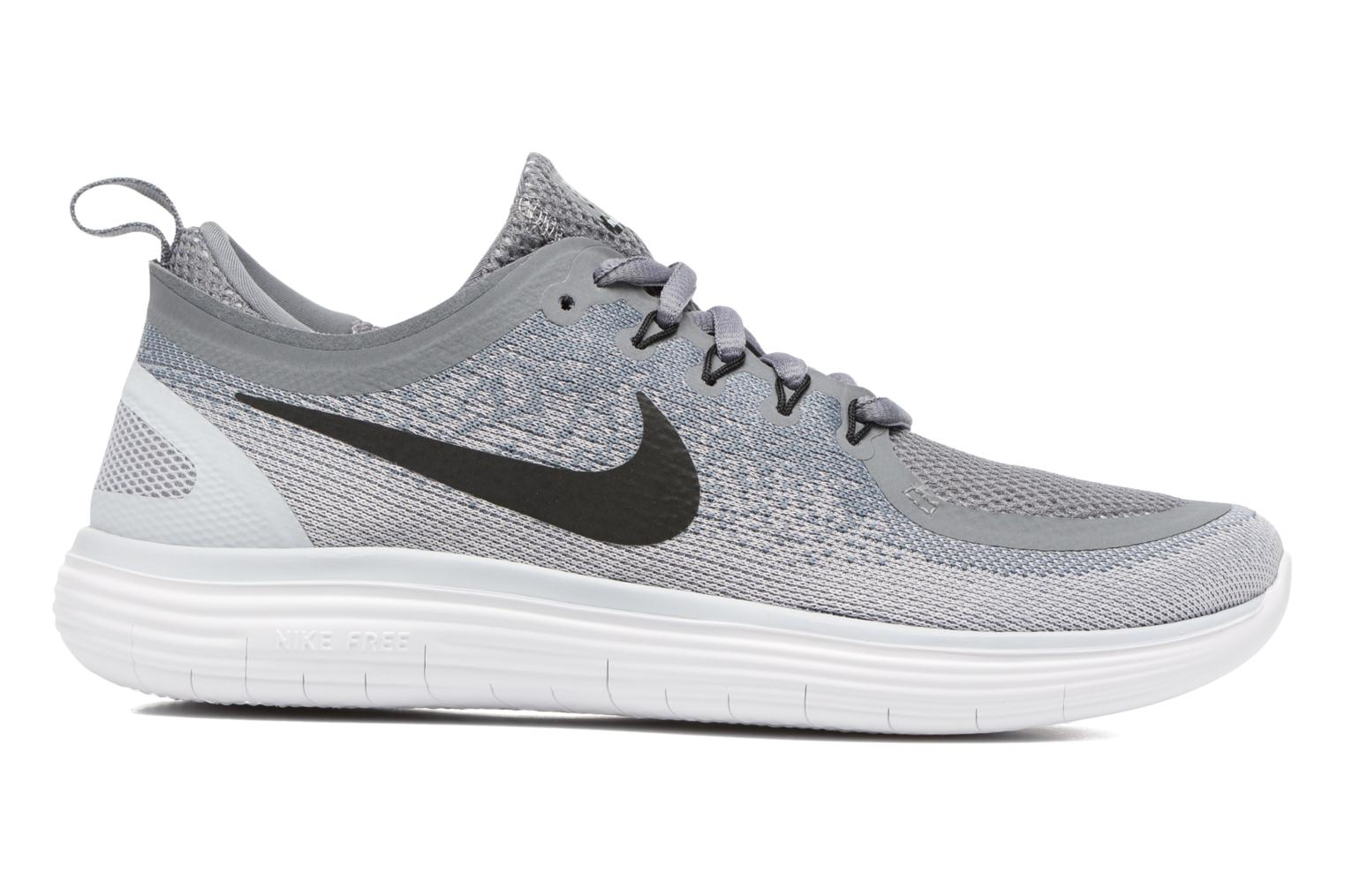 Sport shoes Nike Wmns Nike Free Rn Distance 2 Grey back view