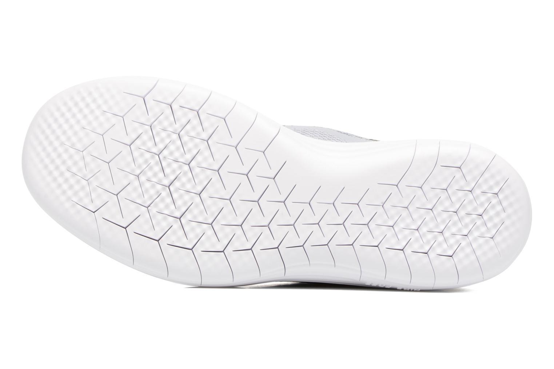 Chaussures de sport Nike Wmns Nike Free Rn Distance 2 Gris vue haut