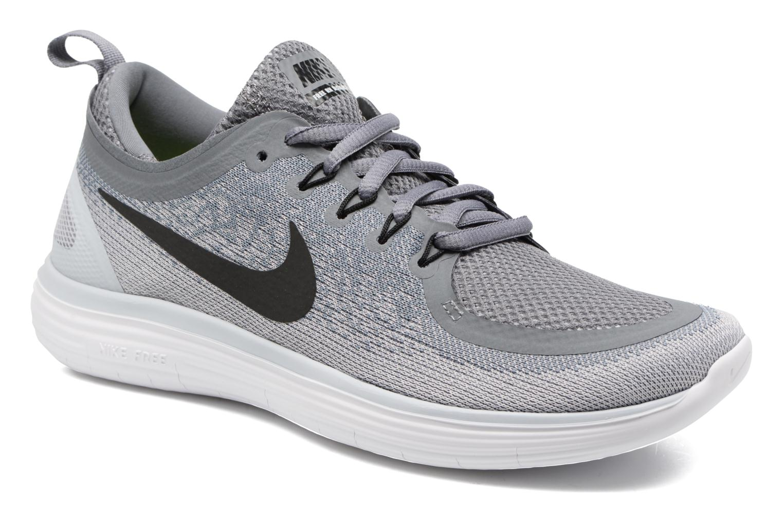 Zapatillas de deporte Nike Wmns Nike Free Rn Distance 2 Gris vista de detalle / par