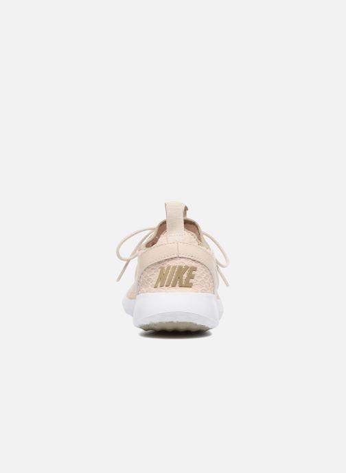 Baskets Nike Wmns Nike Juvenate Se Beige vue droite
