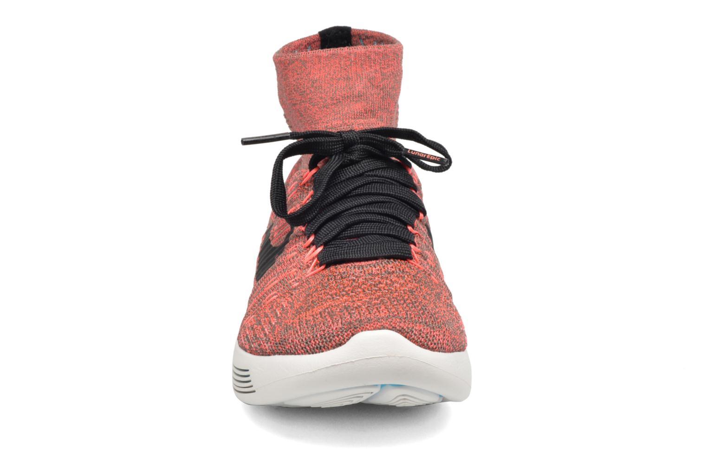 Sportssko Nike Wmns Nike Lunarepic Flyknit Brun se skoene på